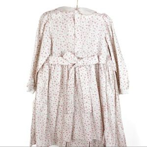 Friedknit Creations Dresses - Carriage Boutiques Girl's Floral Smocked Dress
